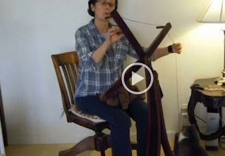Video Demonstration of Skein Winder